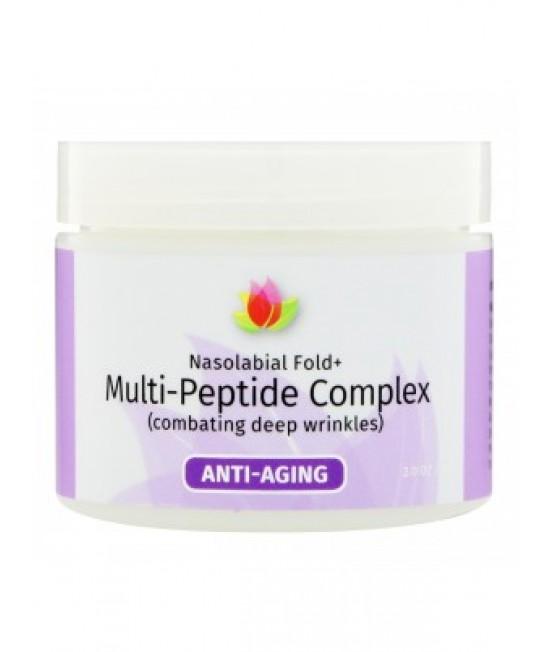 Reviva Labs, Nasolabial Fold+, Multi-Peptide Complex, 2 Oz (55 G)