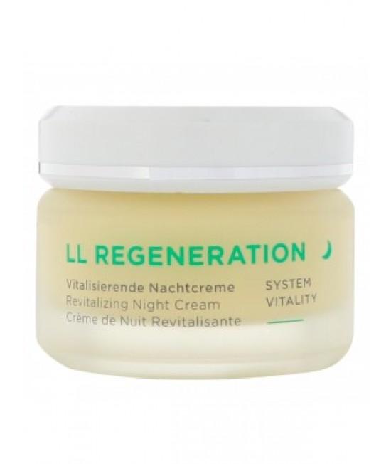 AnneMarie Borlind, LL Regeneration, Revitalizing Night Cream, 1.69 Fl Oz (50 Ml)